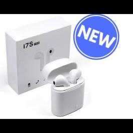 Earphones Wireless i7s 2pc
