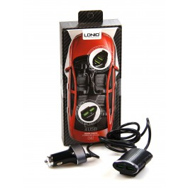 4 USB 5.1A Sharing Charger