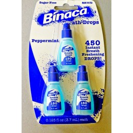 Binaca - Drops