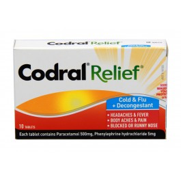 Codral Cold & Flue 10pk