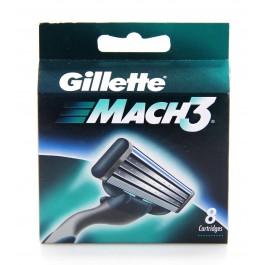 Gillette Mach 3 8pk