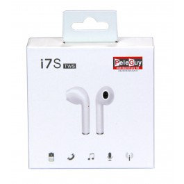 Earphones Wireless i7s 2pc