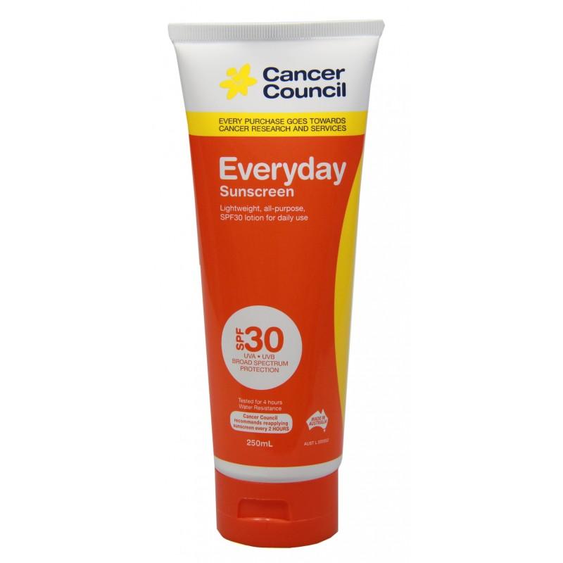Sunscreen - Everyday 30+ 250ml