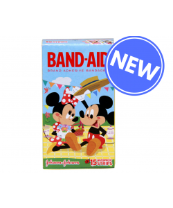 Band-Aid Disney W/Proof 15pk