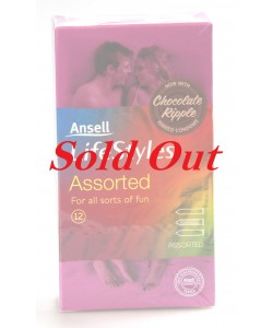 Ansell 12pk Assorted