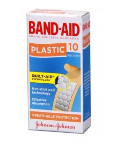 Band-Aid Plastic 10PK