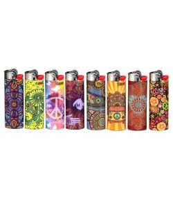 Bic Lighters print
