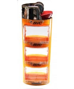 Bic Stand 3 Level Lighter Shape