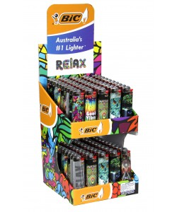 Bic Print Relax Stand