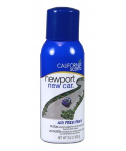 C/Scents Spray New Car 99g