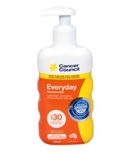 Sunscreen Every Day Pump 30 200ml