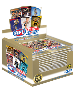 AFL Game Cards 36pk
