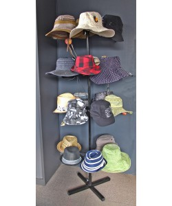 Hat stand 24 hats