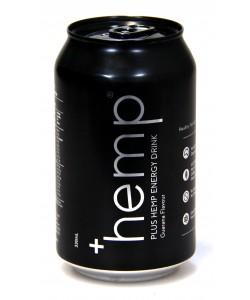 Hemp +Hemp Energy Drink 12cans