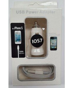 iPhone 5 Charger ios7
