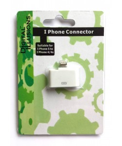 iPhone 4 to 5 Adapter sweda