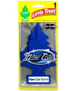 Little Trees Big - New Car
