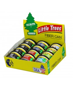 Little Trees FIBER CAN 12 Mixed