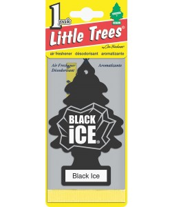 Little Trees - Black Ice