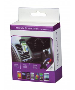 Car Phone Holder AirVent Magnetic