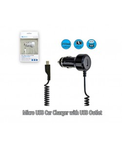 Micro USB Car Charger Sansai