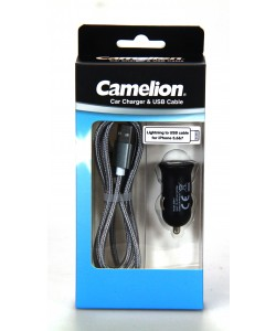 iPhone 5/6 Charger Camelion 2.1A
