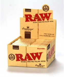 R/Pap RAW KS+Tips Classic 24PK