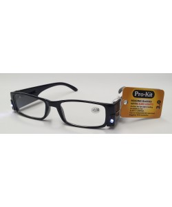 Reading glasses with 2 Led