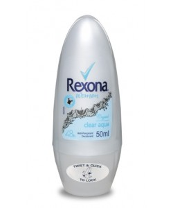 Rexona Roll On W Clear aqua