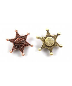 Spinners Sheriff Metal