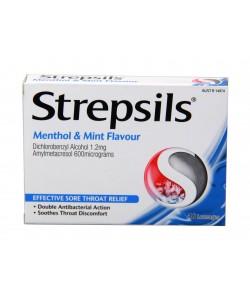 Strepsils - Menthol & Mint