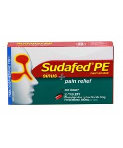 Sudafade Pain Relief 20 T