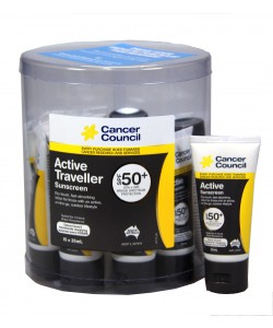 Sunscreen Active50+ 35ml 15pc