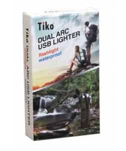 Tiko Lighters - TK2502 Dual ARC USB Lighter