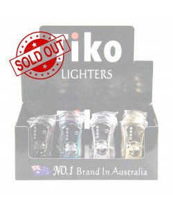 Tiko Lighters - TK2003 USB LED Spinner/Lighter