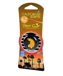 Vent Clip - Capistrano Coconut