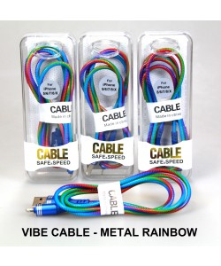 Vibe Funky USB Cables