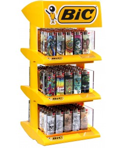 Bic Stand 3 Levels