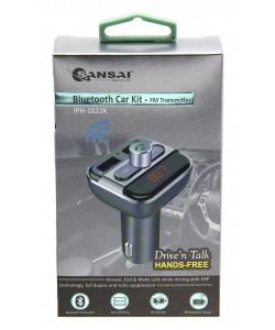 Bluetooth Car Kit + FM NEW
