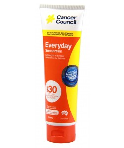 Sunscreen - Every day 30 110ml