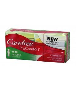 Carefree Tampons Super 16pk