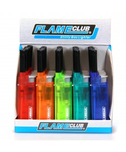 Lighter- FlameClub Utility Clear