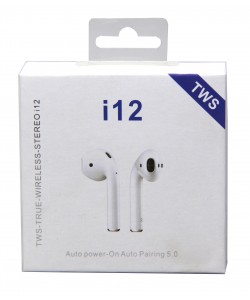 Earphones Wireless i12 Mini