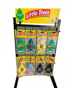 Little Trees Stand 8 Hook -  EMPTY