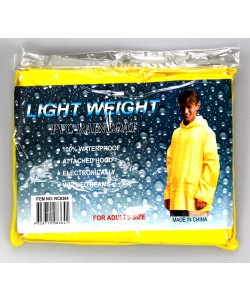 Raincoat PVC