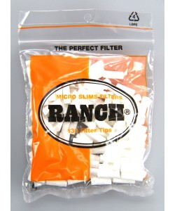 Ranch Filter Orange 12pk