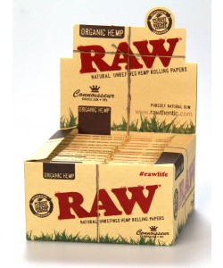 R/Pap RAW KS+Tips Organic 24PK