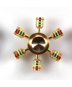 Spinners 6 Head ship wheel Metal