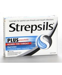 Strepsils - Plus