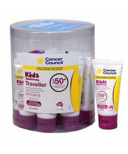 Sunscreen Kids 50+ 35ml 15pc